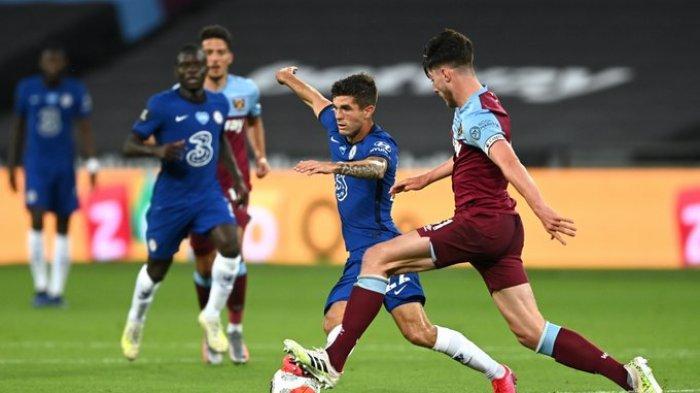 Hasil Liga Inggris West Ham vs Chelsea, Yamorlenko jadi Pahlawan The Irons, Tumbangkan The Blues 3-2