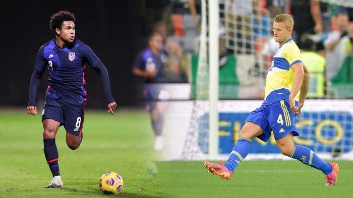 Berita Juventus - 3 Pemain Layak Starter Saat Napoli vs Juventus, McKennie Dipulangkan Timnas AS