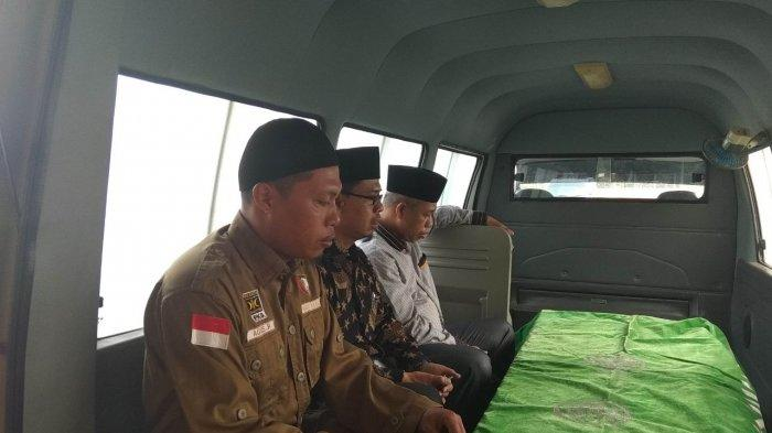 Berita Duka, Mantan Ketua DPD PKS Tanjungpinang Alfin M Nur Tutup Usia