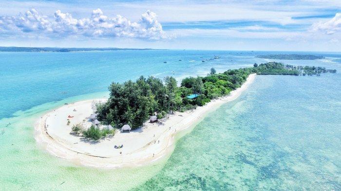 Wajah Pulau Beralas Pasir Objek Wisata di Bintan Simpan Sejuta Pesona