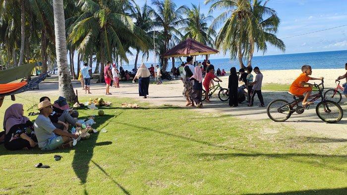 Wisata di Lingga, Indahnya Pulau Benan, Akses Dekat Tanjungpinang dan Batam