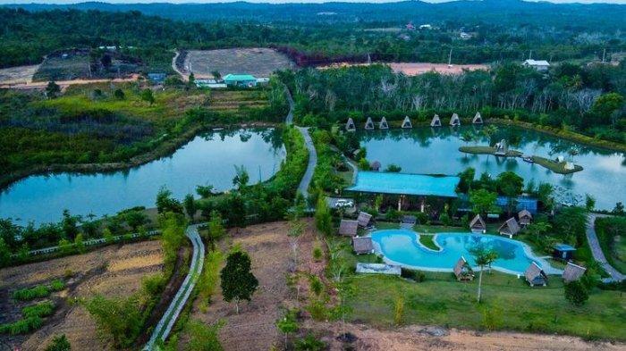Desa Wisata Ekang Anculai di Kecamatan Teluk Sebong, Kabupaten Bintan, Provinsi Kepulauan Riau