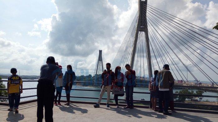 Kepala Dishub Batam: Pungut Biaya Parkir di Jembatan Barelang Itu Liar
