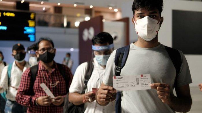 AWAS! Ada WN India yang Lari dari Kewajiban Karantina Covid-19 di Jakarta Ditangkap di Batam