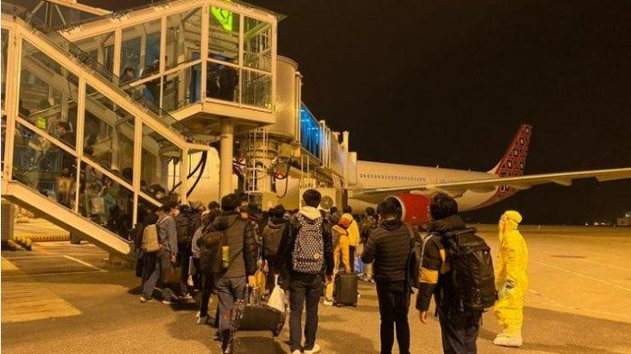 All Indonesian Citizens Evacuated from Wuhan were Declared Healthy, Here's the Detailed Information