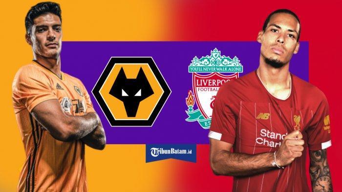 Jadwal Liga Inggris Malam Ini Wolves vs Liverpool Kick Off Pukul 03.00 WIB Jumat Dinihari