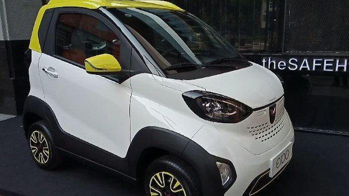 Wuling Kenalkan Mobil Listrik E100 dan E200, Segini Harga dan Spesifikasi Lengkapnya
