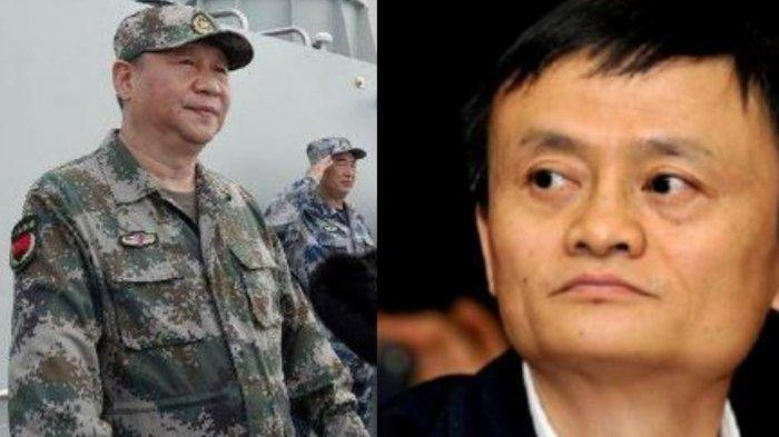 Jack Ma dan Otoritas Komunis China Mesra, Xi Jinping Puji Bos Alibaba, Ternyata Alasannya Ini