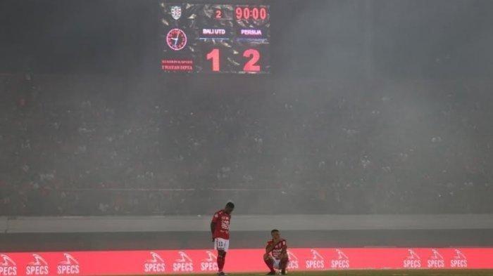 Wasit Tak Beri Tambahan Waktu Jadi Kontroversi Laga Bali United Vs Persija di Akhir Babak 2