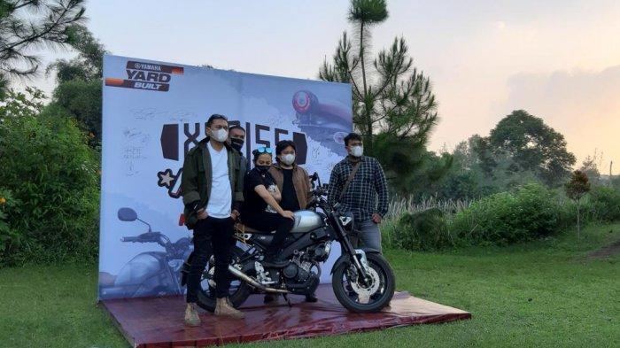 XSR 155 Motoride, Ride to Nature Eksplorasi Bandung
