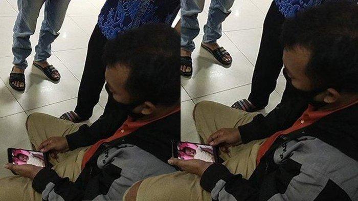 Pesawat Sriwjaya Air J182 Jatuh - Yaman Zai mengaku istri dan 3 anaknya naik pesawat Sriwjaya Air J182 yang hilang kontak, mereka pergi ke Pontianak liburan, Sabtu (9/1/2021).
