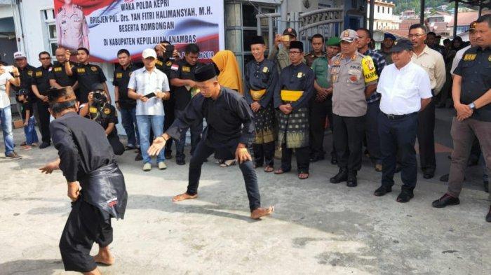 Pengurus LAM Jemaja Barat Anambas Dikukuhkan, Baru 4 dari 10 Kecamatan Punya Pengurus LAM