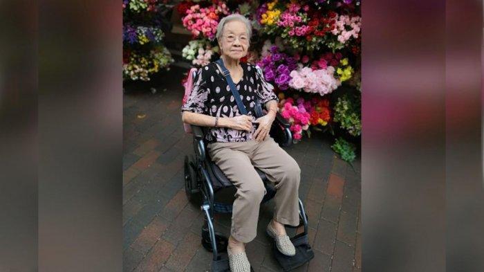 Hebat, Wanita Berusia 102 Tahun di Singapura Ini Berhasil Sembuh dari Virus Corona