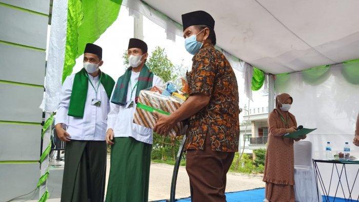 Peresmian Masjid Yayasan Faiz Al Baqarah Diiringi Pembagian 50 Paket Sembako