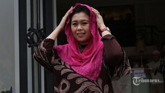 Yenny Wahid Mundur dari Komisaris Garuda Indonesia Meski Mengaku Sudah Terlanjur Cinta