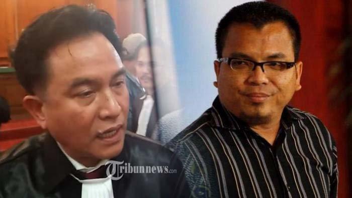 BPN Prabowo-Sandi Yakin MK Diskualifikasi Jokowi-Maruf Amin, Yusril : Tenang, Tuduhan Kami Patahkan