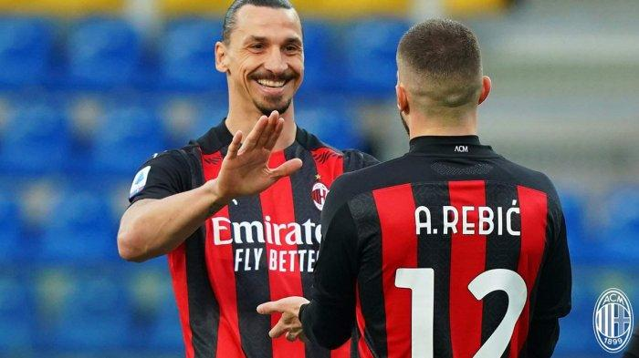 Link Streaming TV Online AC Milan vs Genoa, Stefano Pioli Bertumpu ke Hakan Calhanoglu