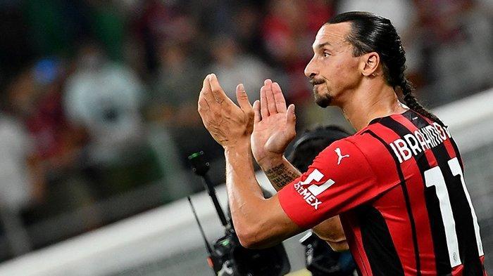 AC Milan Menang Lawan Lazio, Stefano Pioli: Zlatan Ibrahimovic Tidak Pernah Tua