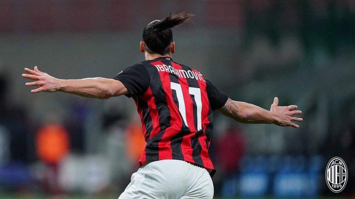 Kebesaran Hati Zlatan Ibrahimovic, Dukung AC Milan Rekrut Mauro Icardi