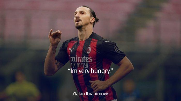 Zlatan Ibrahimovic Pimpin Top Skor hingga Pekan 7 Tapi Belum Bisa Samai Rekor Legenda Milan Ini