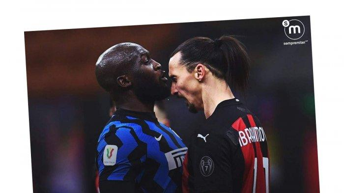 Perseteruan Lukaku dan Ibrahimovic Masih Berlanjut, Striker AC Milan Beri Sindiran Tegas