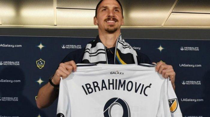 Menang Taruhan, David Beckham Tagih Janji Zlatan Ibrahimovic