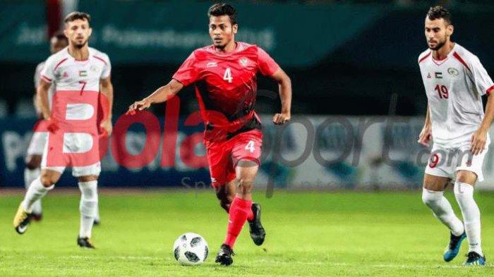 Timnas U23 Indonesia Main Tidak Seperti Biasanya Lawan Palestina, Luis Milla Angkat Suara