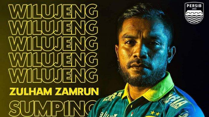 Transfer Liga 1 2020 - Resmi, Persib Bandung Kenalkan Pemain Baru Berstatus Done 4, Zulham Zamrun