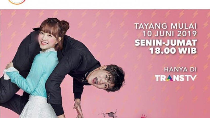 Sinopsis Daftar Pemain Drama Korea Strong Girl Bong Soon Perdana Di Trans Tv Senin 10 Juni 2019 Tribun Batam