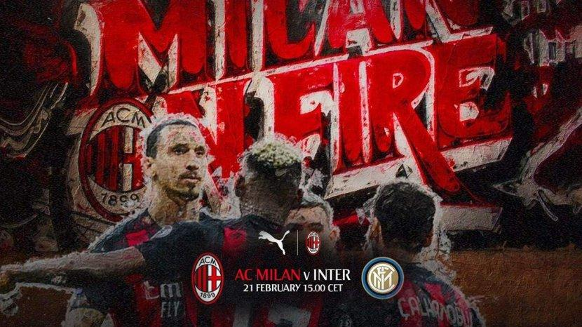 Link Live Streaming Ac Milan Vs Inter Di Rctiplus Kick Off Pukul 21 00 Wib H2h 5 Laga Terakhir Tribun Batam