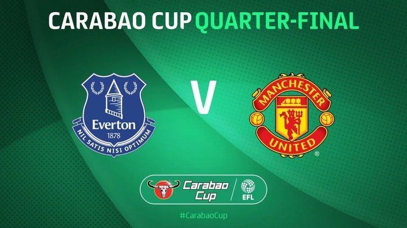Hasil Lengkap Carabao Cup Drawing Perempat Final Arsenal Vs Manchester City Everton Vs Mu Tribun Batam