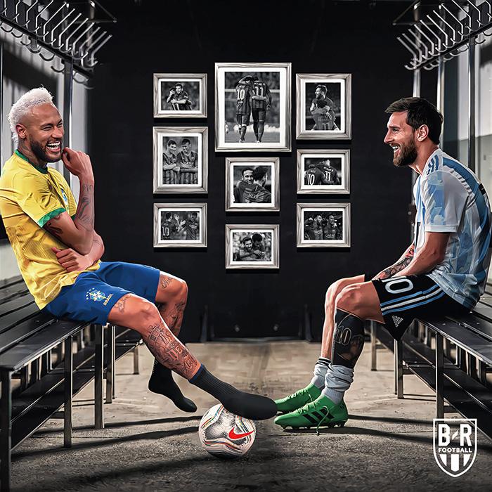 Final Copa America 2021 Brazil vs Argentina, Sabtu (10/7/2021) malam atau Minggu (11/7/2021) pagi WIB