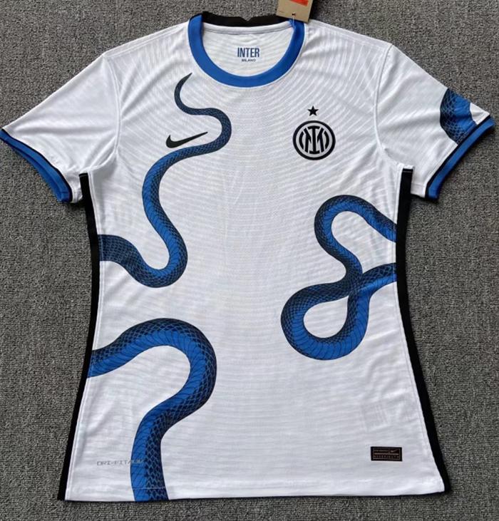 Bocoran jersey away Inter Milan untuk 2021-2022