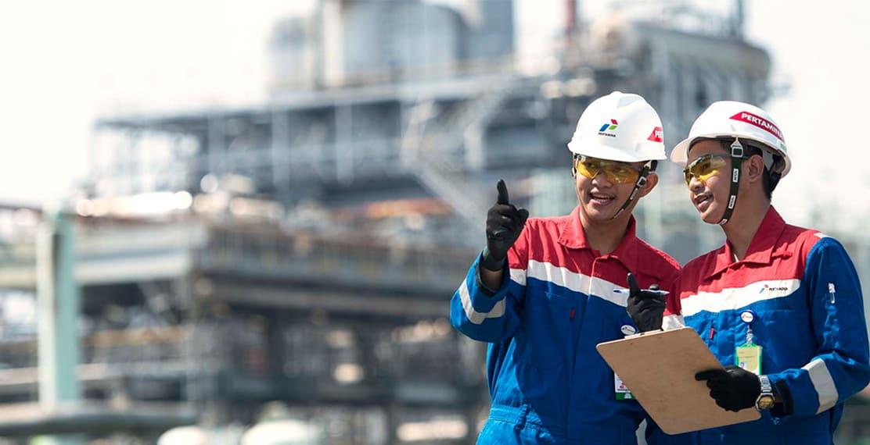 LOKER - BUMN Pertamina membuka lowongan kerja dengan menawarkan 5 posisi. FOTO: ILUSTRASI CAREER PERTAMINA