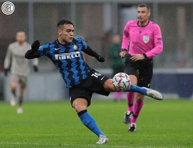 HASIL LIGA CHAMPIONS - Sepakan Lautaro Martinez Kenai Mistar, Inter Milan vs Shakhtar Donetsk Imbang di Babak Pertama