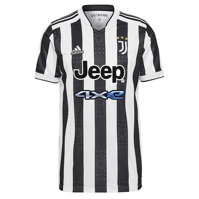 Jersey Kandang Juventus musim 2021-2022