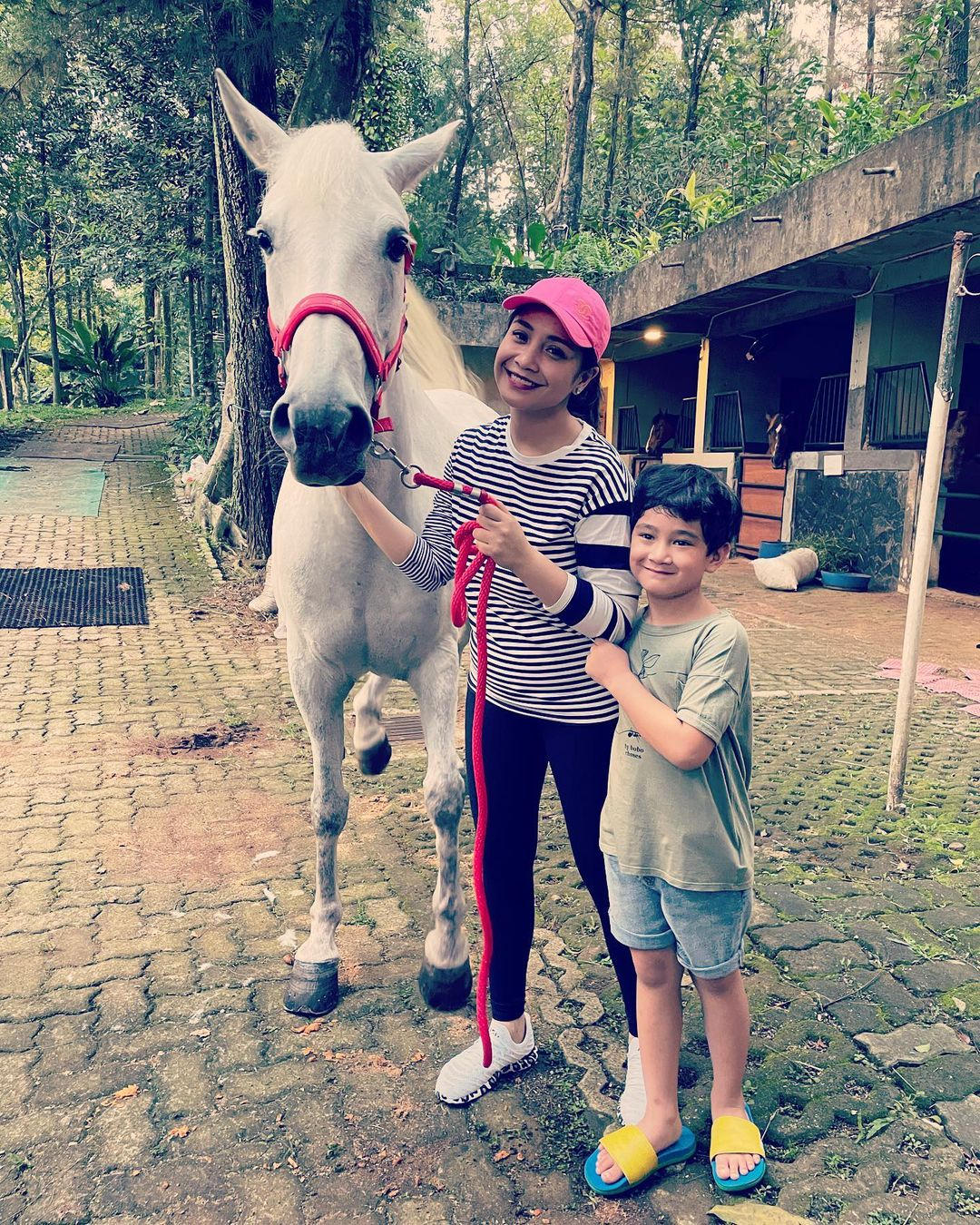 Nagita Slavina belikan Rafathar kuda