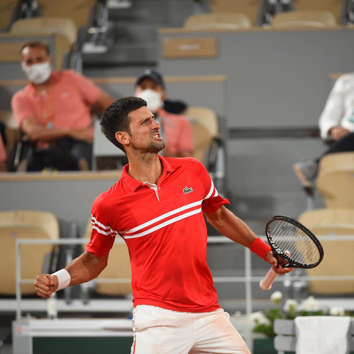 Petenis Nomor 1 Dunia asal Kroasi, Novak Djokovic lolos ke semifinal Grand Slam Prancis Open 2021
