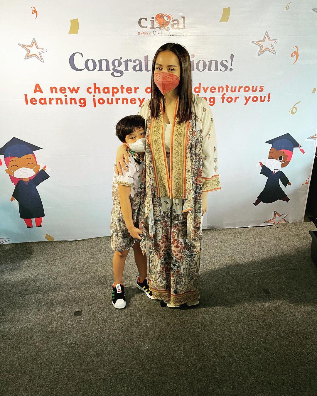 Rafathar masuk SD Cikal, sekolah milik Najwa Shihab