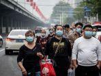 China Kembali Lakukan Lockdown di Kota Lanzhou, Warga Dilarang Keluar Rumah