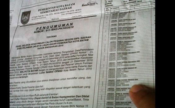 Apa.? 1 Nama Bisa Lulus PNS di Pemprov dan Pemko Batam - Slamet_Munawar_di_Pemko_Batam.jpg