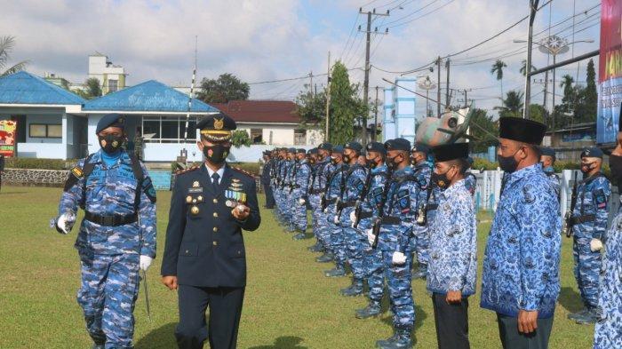 HUT ke-75 Angkatan Udara, Danlanud Minta Prajurit Tetap Laksanakan Tugas di Tengah Pandemi