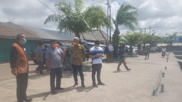 Direktur DJPT Kementerian Kelautan dan Perikanan Kunjungi PPN Tanjungpandan, Begini Rencana Kerjanya