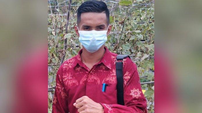 Ajudan Bupati Belitung Timur Adoi Wira Asmara