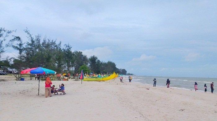 Pantai Serdang Berbenah Jadi Wisata Unggulan di Belitung Timur