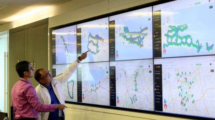 Libur Natal dan Tahun Baru, Trafik Data XL Axiata Sumatera Naik 70 Persen