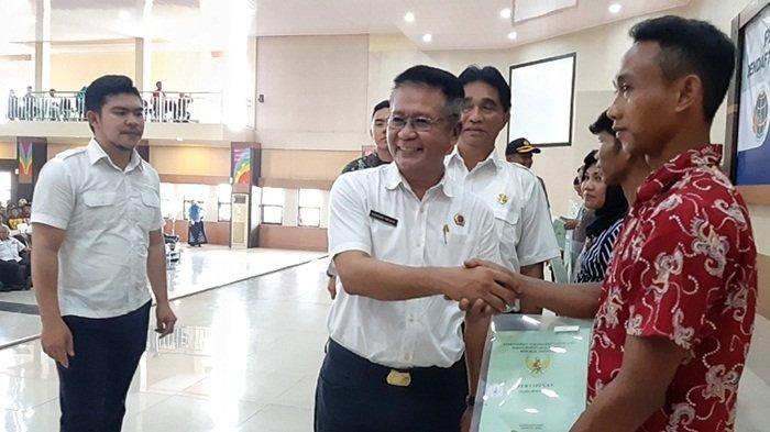 Tahun 2020 Kantor Pertanahan Belitung Timur Targetkan 15 Ribu Sertifikat PTSL