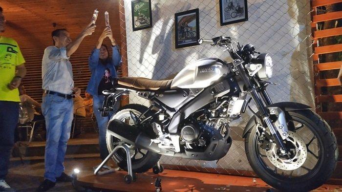Yamaha XSR 155 Resmi Diluncurkan di Belitung, Motor Heritage Berteknologi Modern