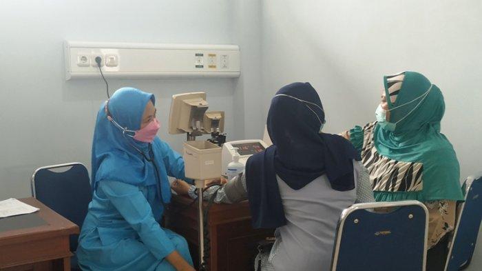69,26 Persen Tenaga Kesehatan di Belitung Telah Divaksin, Maret Nanti Giliran TNI/Polri