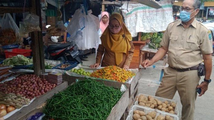 Jenis Cabai Ini Harganya Melambung Tinggi di Pasar Tanjungpandan, Sekilo Sampai Rp140 Ribu
